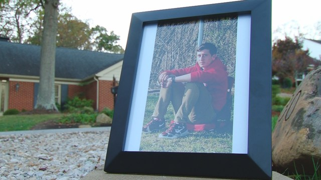 Family remembering son by trying to spread awareness