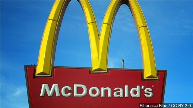 Mom wants apology over McDonald's slide covered in poop