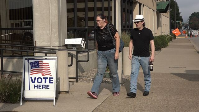 Early Voting on Road Bonds Underway in West Virginia