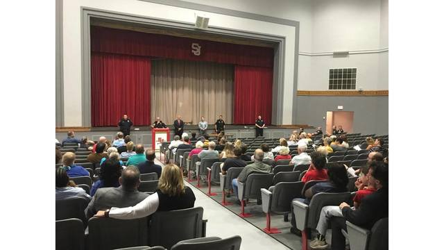 Annual West Side Meeting Addresses City Problems