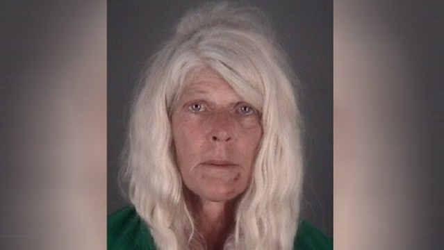 Woman caught stealing cement pavers threatens to sue for back injury