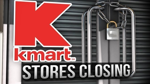 3 West Virginia Kmart's set to close in January