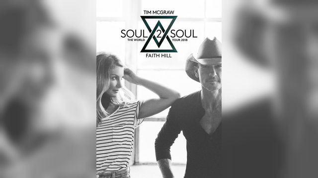Tim McGraw and Faith Hill are Coming to Charleston