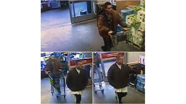 Police Look For Two Men Who Stole Generators From Lowe's