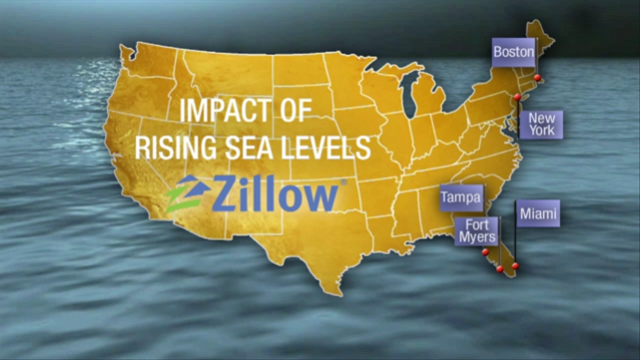 Report: Global warming could leave 2 million US homes underwater by end of century