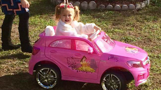 AMBER ALERT: Search Continues For Missing 3-Year-Old North Carolina Girl