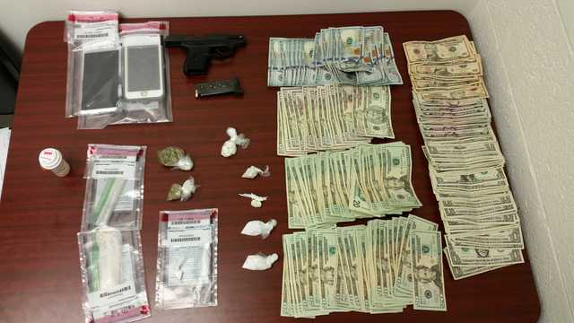 Major Drug Bust In Meigs County Ohio