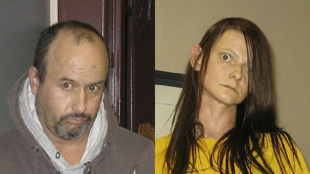 2 arrested for meth, guns, and child neglect in Nicholas County