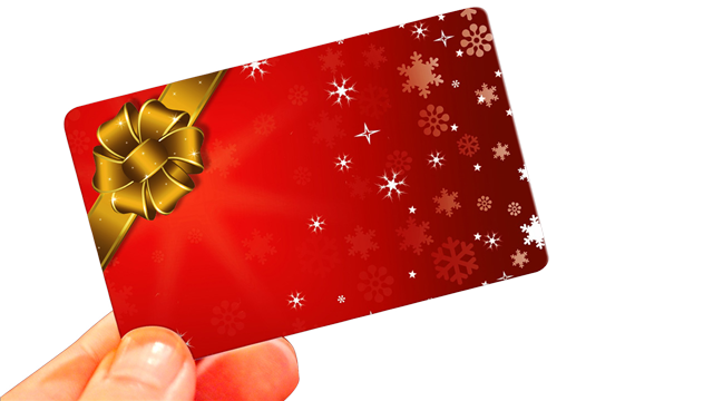 Gift Card Security Especially Important During Holidays