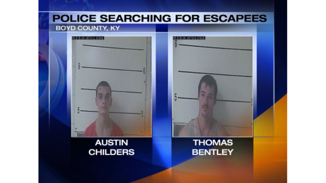 4th Escaped Inmate from Boyd County Detention Center Captured