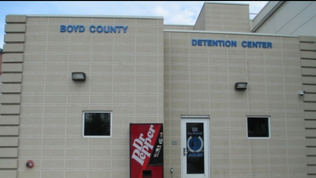 4 More Inmates Charged With Escaping at Boyd County Detention Center