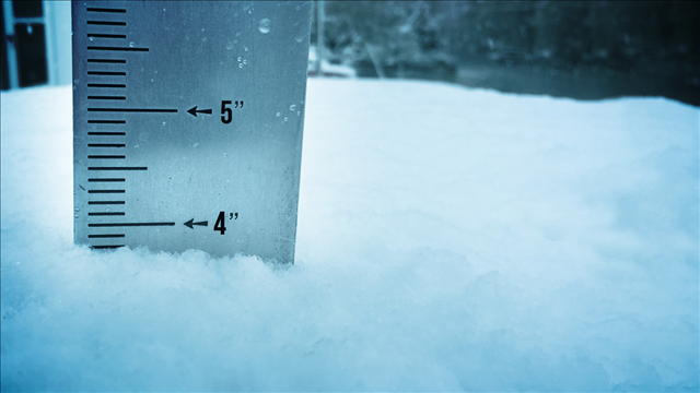 Lawrence, Vinton Counties on Level 3 Snow Emergency, Other Counties Level 2