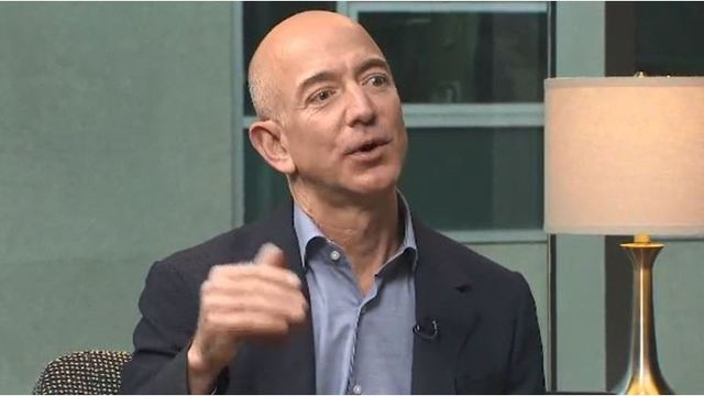 Amazon Founder Jeff Bezos Just Helped DREAMers in a Big Way