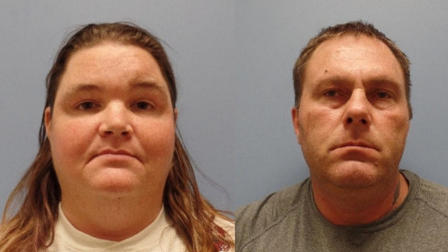 Ohio couple accused of raping infant