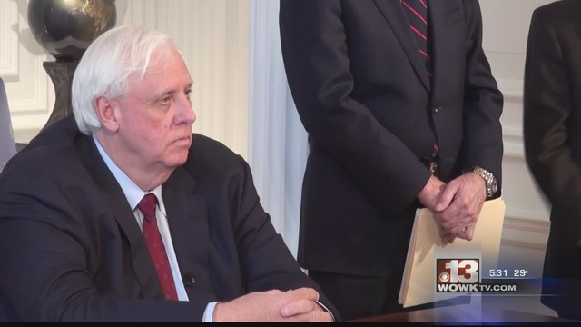 Governor Justice Criticized for Saying