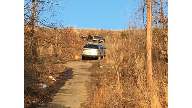Police search for suspect after pursuit on Yeager Airport property