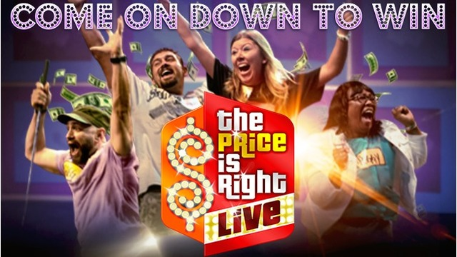 Price Is Right Live Ticket Sweepstakes
