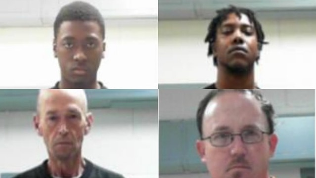 4 Arrested on Drug Charges in Wayne County