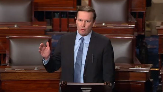 Dem Sen. Murphy: US Shootings a 'Consequence of Inaction'