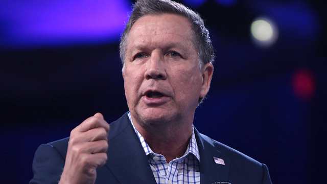 Ohio GOP governor's gun stance now seeks
