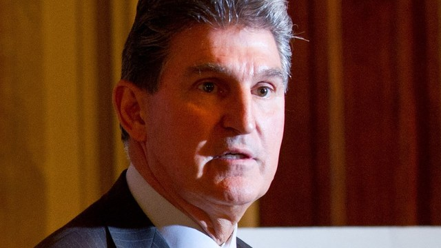 Senator Manchin urges Senate Republicans to end statewide teacher strike