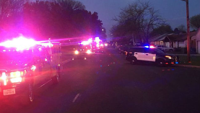 Deadly explosion in Austin kills teen, injures woman