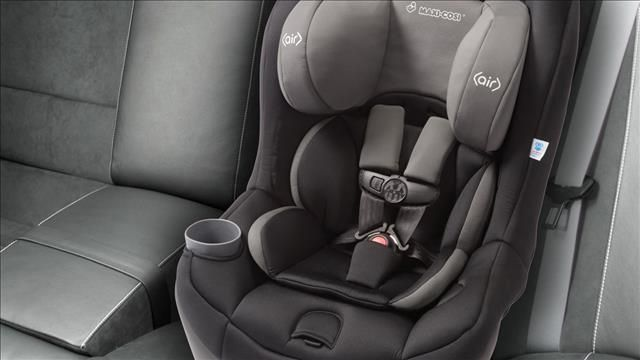 New Child Seat Belt Law Takes Effect In KY