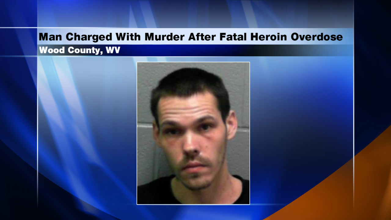 Wood County man charged with murder after fatal heroin overdose