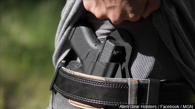 Sheriff's Department offering free concealed carry classes for Ohio teachers