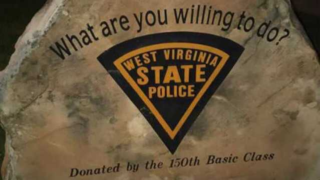 A Look Inside West Virginia State Police Academy