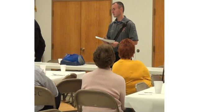 'Remembering When' campaign reminds seniors about fire prevention and safety