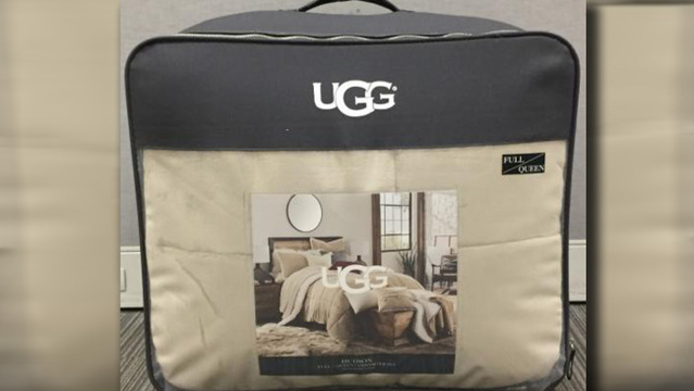 Bed Bath & Beyond recalls comforters for mold exposure risk