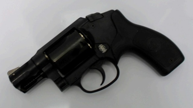 W.Va. man caught with gun in bag at Yeager Airport