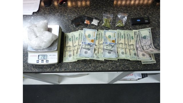 POLICE: Largest Meth Seizure In Lewis County Kentucky's History