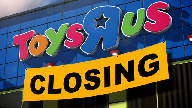 Report: Toys 'R' Us will likely close all U.S. stores