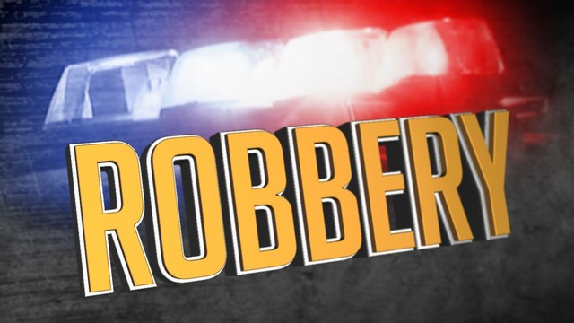 Law Enforcement Investigating Armed Robbery in Kanawha County