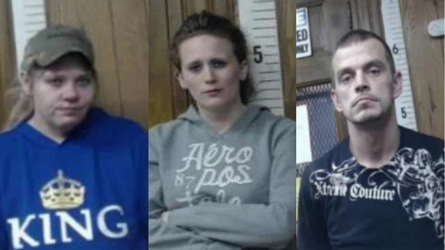 3 arrested in graphic attempted murder investigation in Meigs County