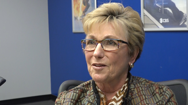 Gayle Manchin Speaks Out on Her Firing