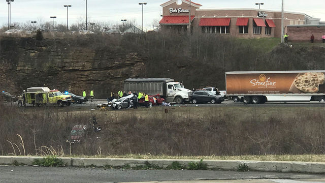UPDATE: Route 19 in Fayetteville reopens after major accident