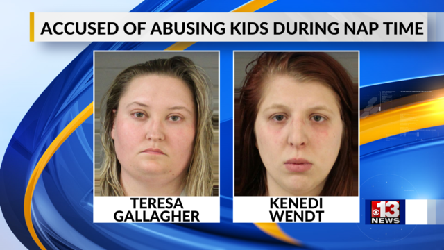 Former Day Care Workers Accused Of Abusing Kids During Nap Time