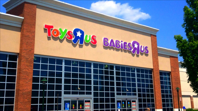 Toys R Us Gift Cards Can Be Redeemed At Bed, Bath & Beyond