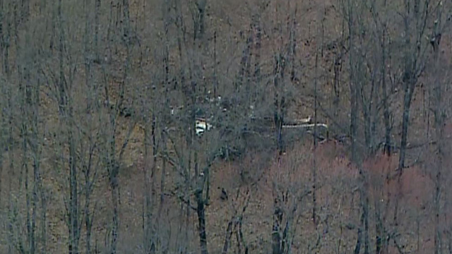 Two dead after plane crashes in Ohio