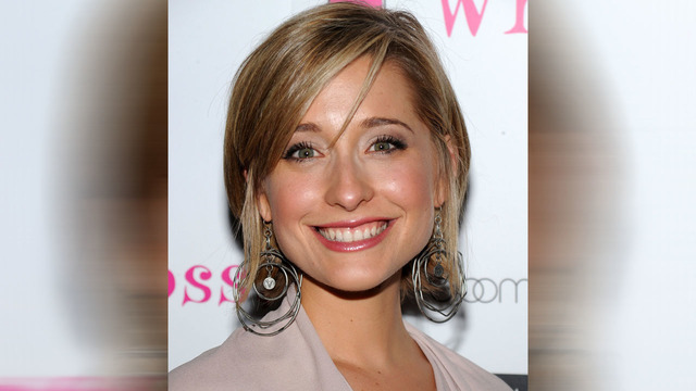 Former 'Smallville' actress Allison Mack arrested on federal sex trafficking charges