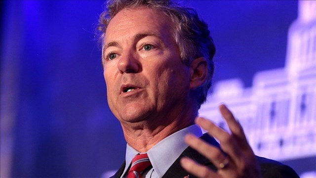 Kentucky Senator Rand Paul to Rally for West Virginia Attorney General Patrick Morrisey