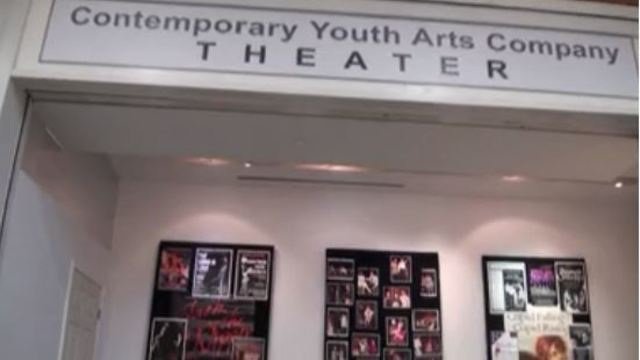 New theater opens