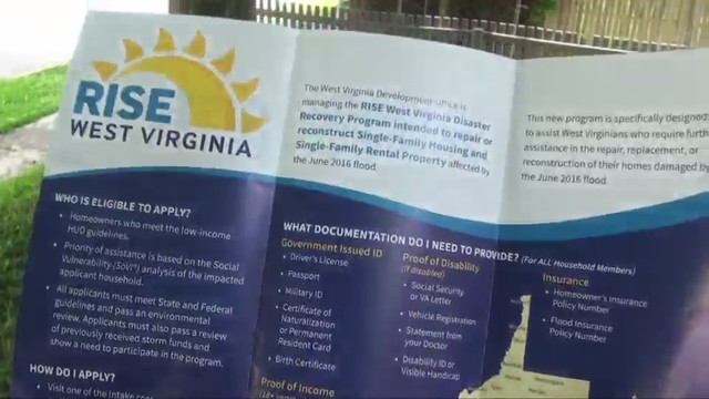 Recovery Groups Fill Gaps While Waiting on RISE WV