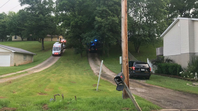 Two Injured in Accidental Shooting in Cross Lanes