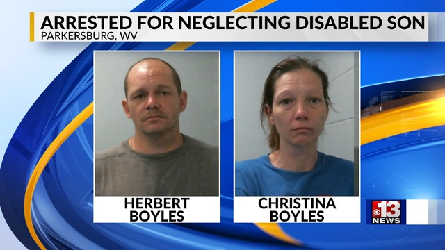 2 Arrested for Neglecting Genetically Disabled Son, Locking Him in Cage