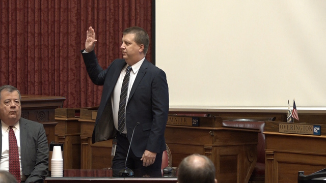 Some Fireworks on Day 2 of WV Impeachment Hearings