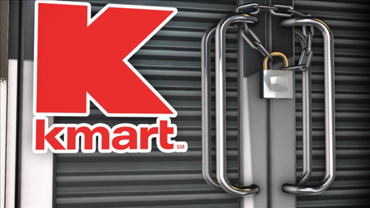 2 Local Kmart\'s Closing After Sears Bankruptcy